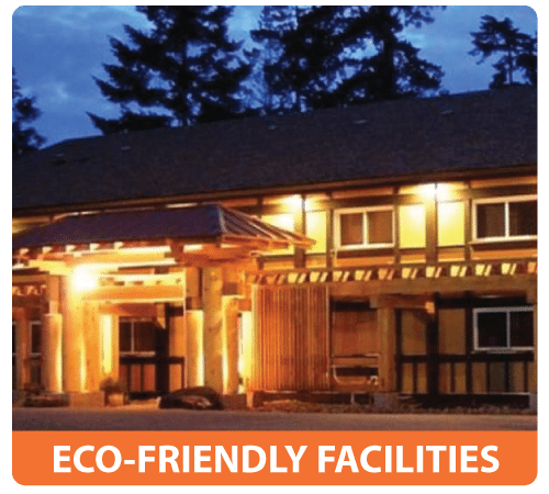 Health Retreat Natural Eco-Friendly Facilities